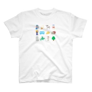 Milk project! Tシャツ