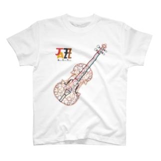 violin_logo_sita Tシャツ