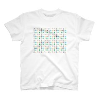 Milk project!_ver2 Tシャツ