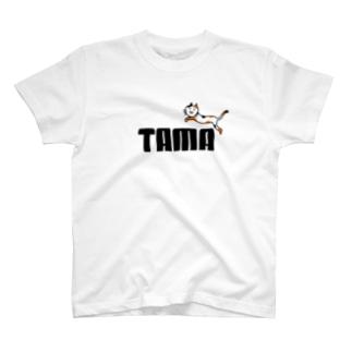 TAMA_T Tシャツ