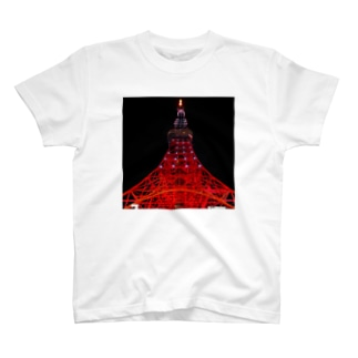 TOKYO TOWER Tシャツ