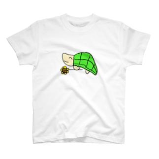 かめさん Tシャツ