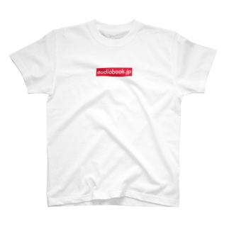 audiobook.jp - 01 Tシャツ