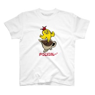 キャラクターロゴ(R) Tシャツ