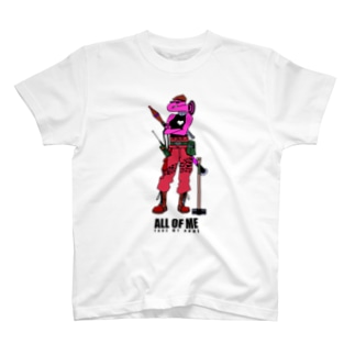 ALL OF ME Tシャツ
