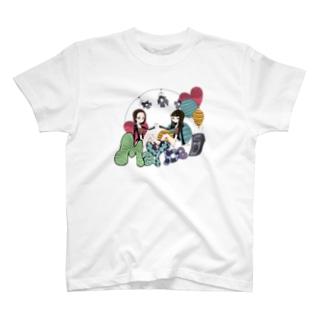 MaYbe Original Goods vol.1.1 Tシャツ