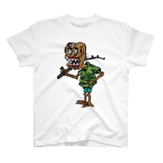 ボウズ男爵 Tシャツ