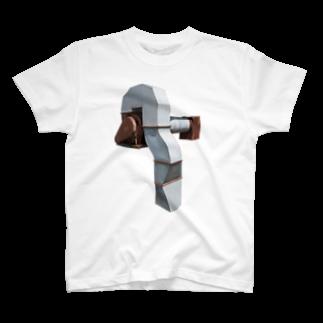 Yusuke SAITOHのダクトTシャツ