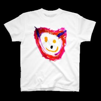 橋本京子のCATS(Karin) Tシャツ