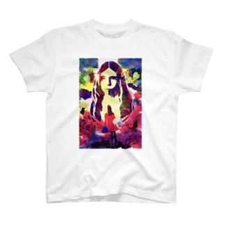 Girl Tシャツ