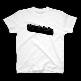 明季 aki_ishibashiの謎のレロブロックTシャツ