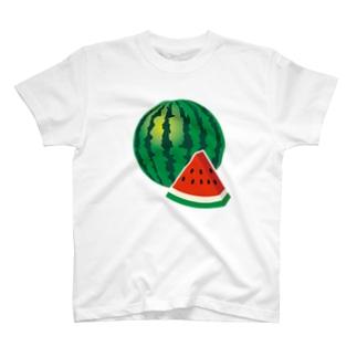 スイカTシャツ 2018 Tシャツ