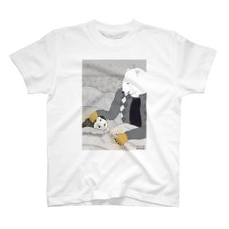 あたたかさを感じる。 Tシャツ