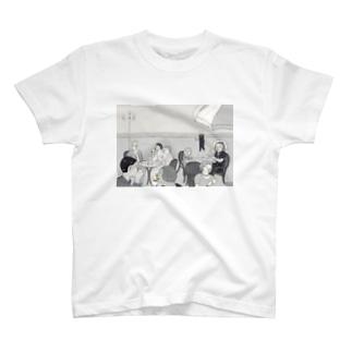 かほりを楽しむ。 Tシャツ