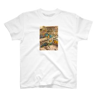 5pointz Tシャツ