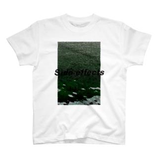 side effects  Tシャツ