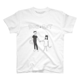 D&C Tシャツ