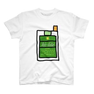 至高のメンソール Tシャツ