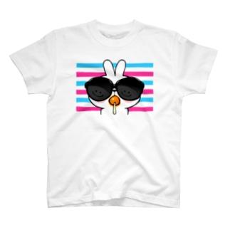Spoiled Rabbit - Sunglass / あまえんぼうさちゃん - サングラス Tシャツ