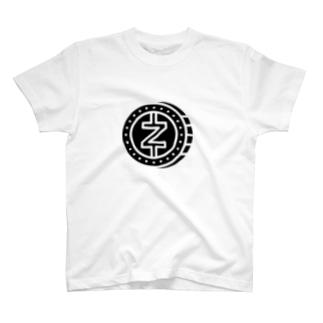 zcash -image- Tシャツ