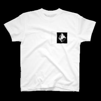 root88の私の心臓鉱物なんすわ Tシャツ