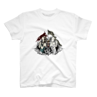 Something ever after Color Tシャツ