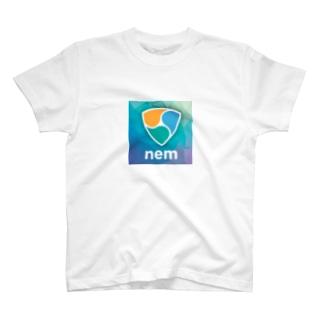 NEM LOGO -colorful- Tシャツ