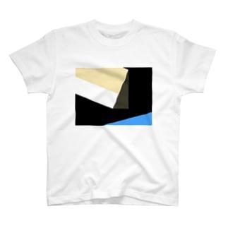 ポリゴン隕石 Tシャツ