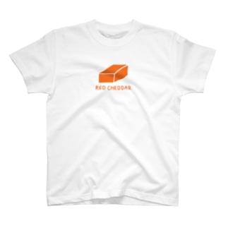 レッドチェダーチーズ Tシャツ