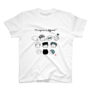 kaotakusan Tシャツ