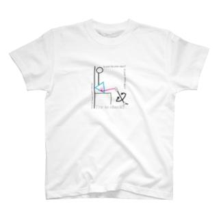 骨盤・股関節チェック運動Tシャツ Tシャツ
