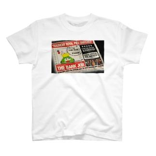 NEWS tonchiki Tシャツ
