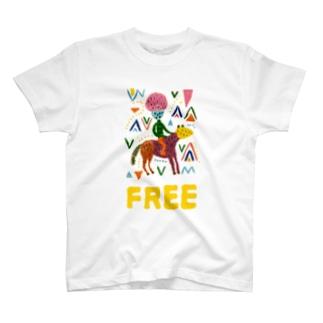 free Tシャツ