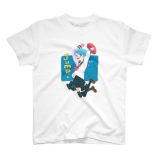 かわいくNight☆ [JUMP] Tシャツ