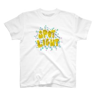 SPOTLIGHT Tシャツ