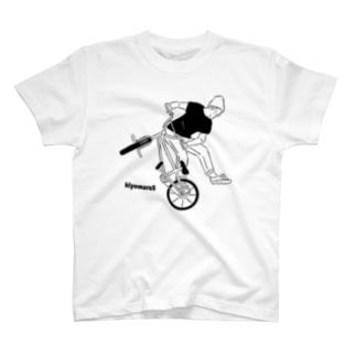 BMX(ロゴあり) Tシャツ