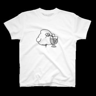 mugny shopのジュースTシャツ