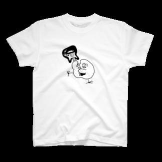 mugny shopの破壊 Tシャツ