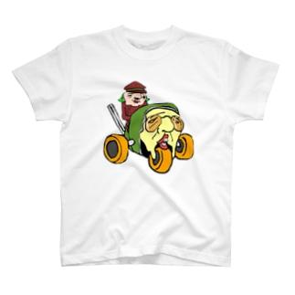 トライ君 Tシャツ