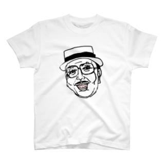 素敵なおじさま Tシャツ