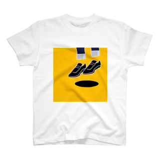 aokoの浮く Tシャツ
