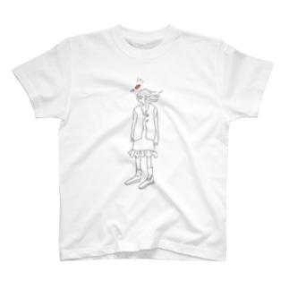 わっか(線) Tシャツ