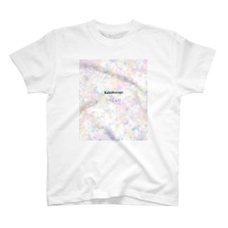 -kaleidoscope-DREAM Tシャツ