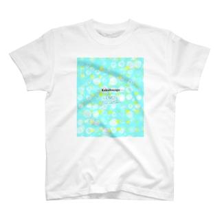 -kaleidoscope-Lemon Squash Tシャツ