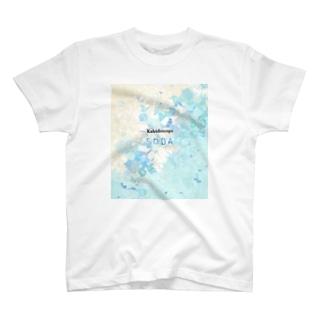 -kaleidoscope-Soda Tシャツ