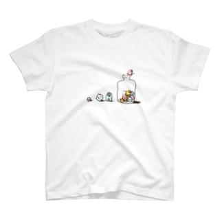金平糖ひとつめ Tシャツ