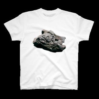 Yusuke SAITOHの岩 Tシャツ