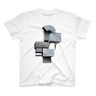 すごいダクト Tシャツ