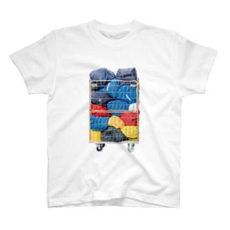荷物 Tシャツ