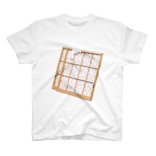 キリンの障子 Tシャツ